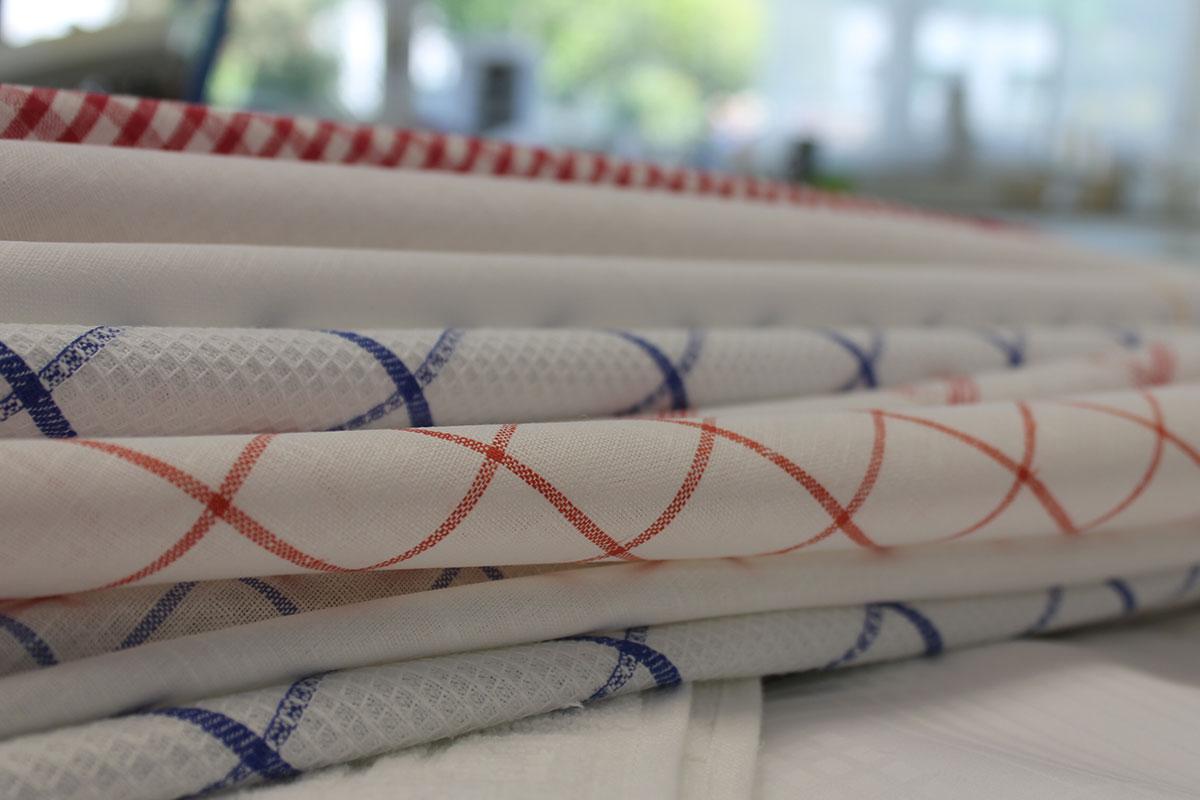 biancheria da tavola e tessile stracci