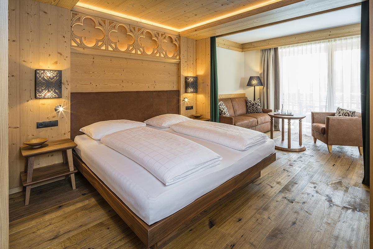 ©ALPINE HOTEL MASL - VALLES | PROJECT: HANSPETER DEMETZ, ING. OTMAR PATTIS