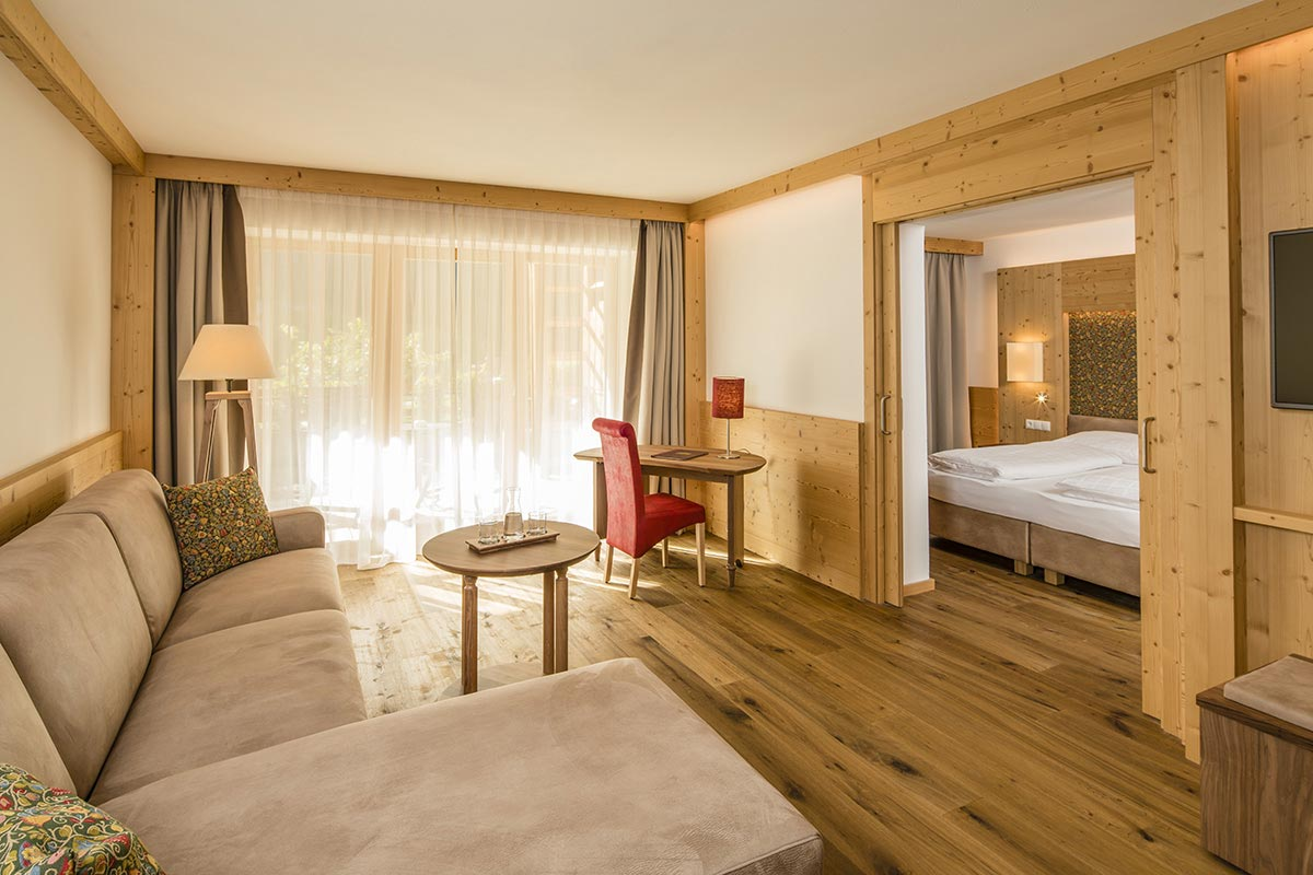 ©ALPINE HOTEL MASL - VALS | PROJECT: HANSPETER DEMETZ, ING. OTMAR PATTIS
