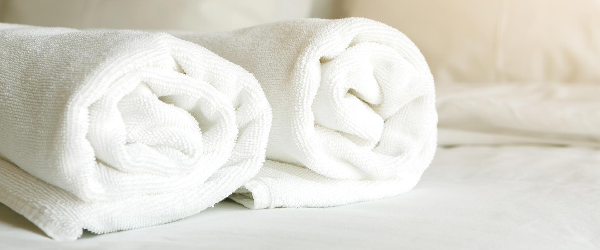 biancheria e lavanderia alberghiera