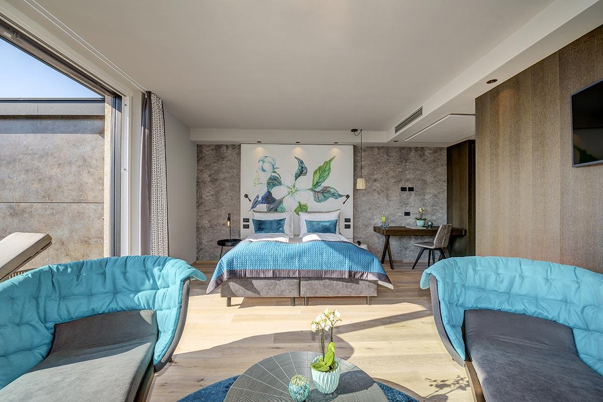 ©HOTEL LA MAIENA - MARLING | PROJECT: KÖCK & BACHLER INTERIOR DESIGN | FOTO: FOTO MIKE - WERNER DANIEL