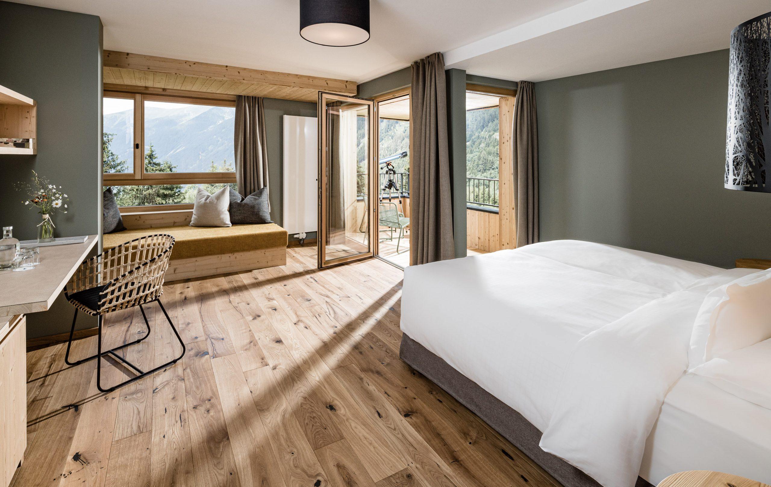 ©ALPENRESIDENZ FALKENSTEINER HOTEL - VALLE DI ANTERSELVA | FOTO: KLAUS PETERLIN
